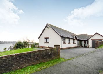 Thumbnail 4 bed detached bungalow for sale in Barnlake Point, Burton, Milford Haven