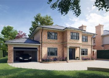 Thumbnail 4 bed detached house for sale in Martello Road South, Canford Cliffs, Poole, Dorset