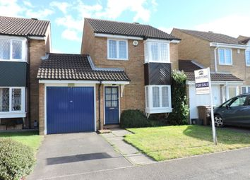 Thumbnail 3 bedroom link-detached house for sale in Claverley Green, Luton