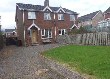Thumbnail 3 bed semi-detached house to rent in 15 Brook Lodge, Ballinderry Lower, Lisburn