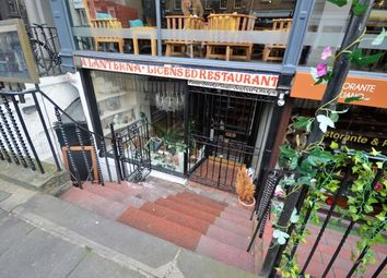 Thumbnail Restaurant/cafe for sale in Hanover Street, Edinburgh