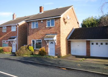 Thumbnail 3 bed link-detached house for sale in Hatchmere Close, Warrington