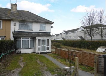Thumbnail 3 bed semi-detached house for sale in Tormarton Crescent, Henbury, Bristol