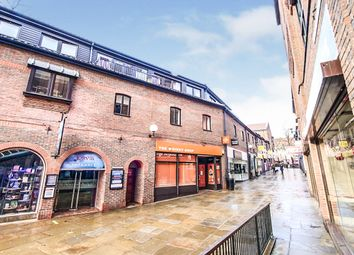 Thumbnail 2 bed flat for sale in Coppergate Walk, York