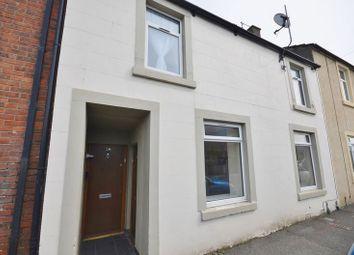 Thumbnail 2 bedroom flat to rent in Birks Road, Cleator Moor