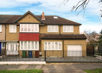 Thumbnail 6 bed semi-detached house for sale in Sylvia Avenue, Hatch End, Pinner