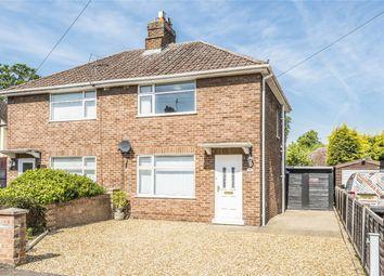 Thumbnail 2 bed semi-detached house for sale in Deacon Avenue, Kempston, Bedford