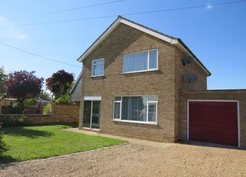 Thumbnail 3 bedroom link-detached house to rent in Ferry Lane, West Row, Bury St. Edmunds