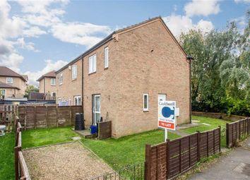 Thumbnail 2 bedroom semi-detached house for sale in Hawkridge, Furzton, Milton Keynes