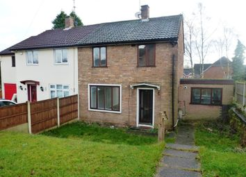 Thumbnail 2 bed semi-detached house to rent in Arnold, Nottingham