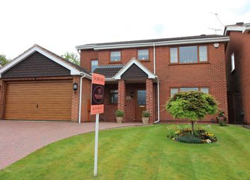 4 bed detached house for sale in Rolleston Crescent, Watnall, Nottingham NG16