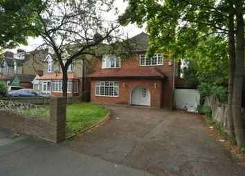 Thumbnail 4 bed detached house for sale in Grove Park Road, Mottingham