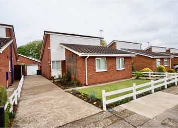 Thumbnail 2 bed detached bungalow for sale in Aubourn Avenue, Lincoln