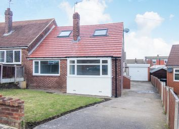 Thumbnail 4 bed semi-detached bungalow for sale in Springbank Rise, Farsley, Pudsey