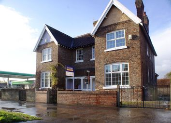 Thumbnail 3 bed semi-detached house to rent in Tadcaster Road, York, Uk
