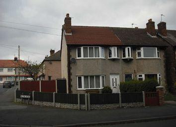 Thumbnail 3 bed semi-detached house to rent in Bracken Lane, Bebington, Wirral
