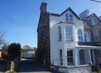 Thumbnail 4 bed end terrace house for sale in Bryntirion Terrace, Criccieth