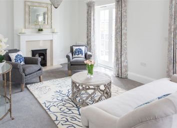 Thumbnail 5 bed end terrace house for sale in Liscombe Street, Poundbury, Dorchester