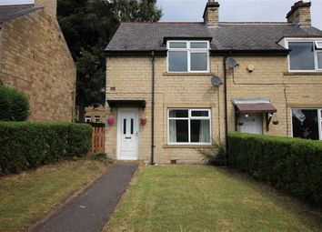 Thumbnail 2 bed end terrace house for sale in Longwood Road, Longwood, Huddersfield