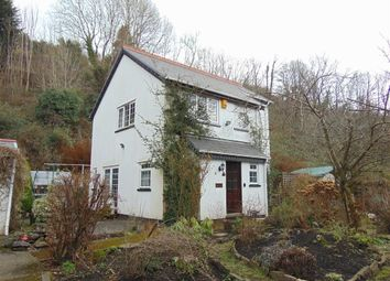 Thumbnail 2 bed detached house for sale in Tramroadside, Treharris