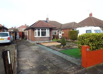 2 bed bungalow for sale in Crewe Road, Crewe, Cheshire CW1