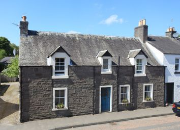 Thumbnail 4 bed end terrace house for sale in Dalginross, Comrie