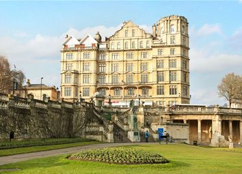 Thumbnail 1 bedroom flat for sale in Grand Parade, Bath, Somerset