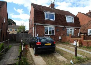 Thumbnail 2 bed semi-detached house for sale in Kings Road, Wingate, Durham