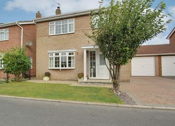Thumbnail 3 bed detached house for sale in Woolam Hill, Burstwick, Hull