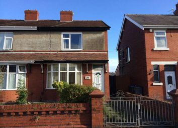 Thumbnail 2 bedroom semi-detached house to rent in Marton Drive, Blackpool