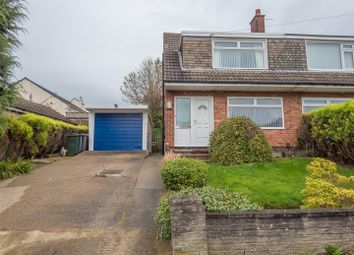Thumbnail 3 bed semi-detached bungalow for sale in High Ash, Shipley