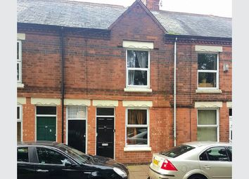 Thumbnail 2 bed terraced house for sale in Hughenden Drive, Leicester