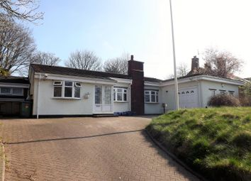Thumbnail 3 bed detached bungalow for sale in Stanycliffe Lane, Middleton, Manchester