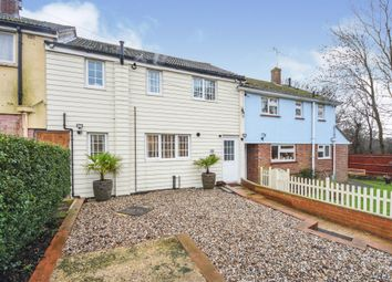 Thumbnail 3 bed terraced house for sale in Avon Road, West Chelmsford, Chelmsford