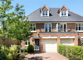 Thumbnail 3 bedroom semi-detached house for sale in Bird Gardens, Wargrave, Reading, Berkshire