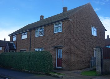 Thumbnail 3 bed semi-detached house for sale in Stansfield Close, Greatfield Estate, Hull