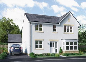 "Thumbnail 4 bedroom detached house for sale in ""Grant"" at Bellenden Grove, Dunblane"