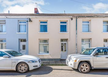 Thumbnail 3 bed terraced house for sale in Hamilton Street, Pentrebach, Merthyr Tydfil