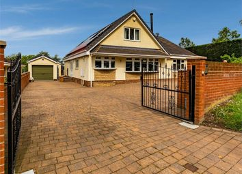 Thumbnail 5 bed detached bungalow for sale in Church Lane, Barnburgh, Doncaster, South Yorkshire