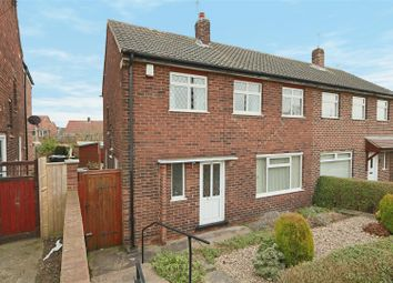 Thumbnail 3 bed semi-detached house for sale in Coleridge Crescent, Daybrook, Nottingham