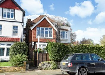 Thumbnail 3 bed flat for sale in Surbiton, Surrey