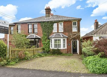 Thumbnail 3 bed semi-detached house for sale in Grange Road, Alresford