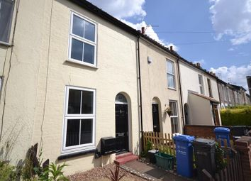 Thumbnail 2 bed terraced house to rent in Gladstone Street, Norwich