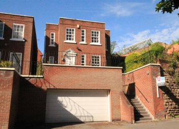 Thumbnail 3 bedroom detached house for sale in Tattershall Drive, The Park, Nottingham