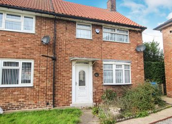 Thumbnail 2 bed end terrace house for sale in Staveley Road, Hull