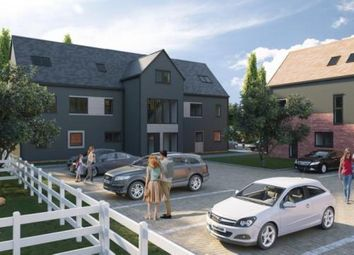 Thumbnail 2 bed flat for sale in Hardings Elms Road, Crays Hill, Billericay