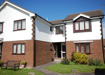 Thumbnail 1 bed flat to rent in Mooreview Court, Blackpool, Lancashire