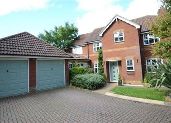 Thumbnail 5 bedroom detached house for sale in Tyler Drive, Arborfield, Reading