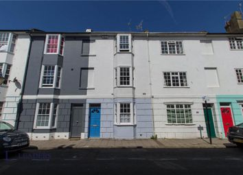 Thumbnail 4 bed terraced house for sale in Over Street, Brighton, East Sussex