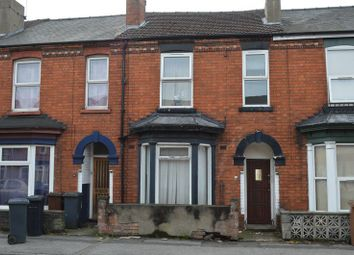 Thumbnail 3 bed terraced house for sale in Dixon Street, Lincoln
